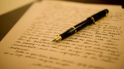 আমাদের লেখালেখি, সাহিত্য এবং তার শেষ নিয়ে কিছু কথা